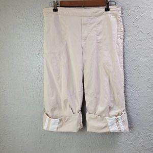 Nike Women's Khaki Skimmer Pants Sz. M